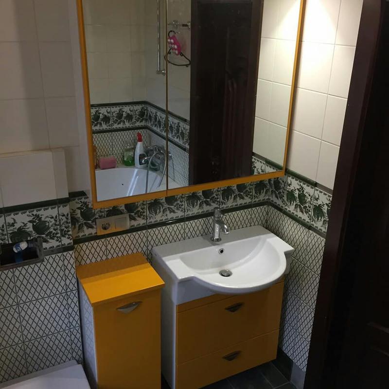 Мебель для ванной комнаты-Мебель для ванной «Модель 17»-фото4