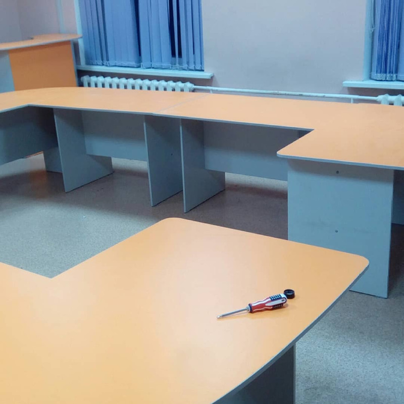 Офисная мебель-Офисная мебель «Модель 3»-фото2