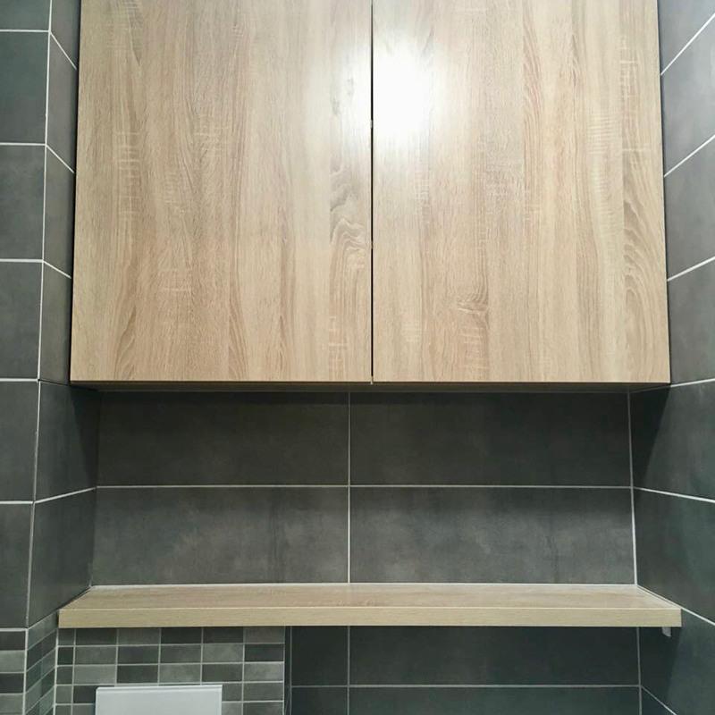 Мебель для ванной комнаты-Мебель для ванной «Модель 91»-фото3