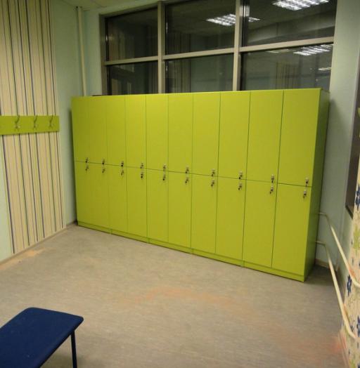 -Шкафчики для раздевалки «Модель 168»-фото12