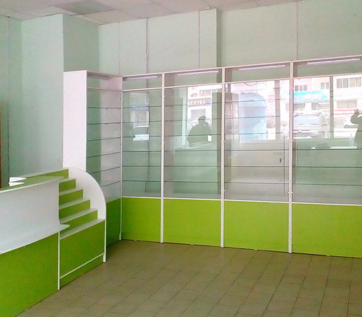 -Мебель для аптеки «Модель 186»-фото4