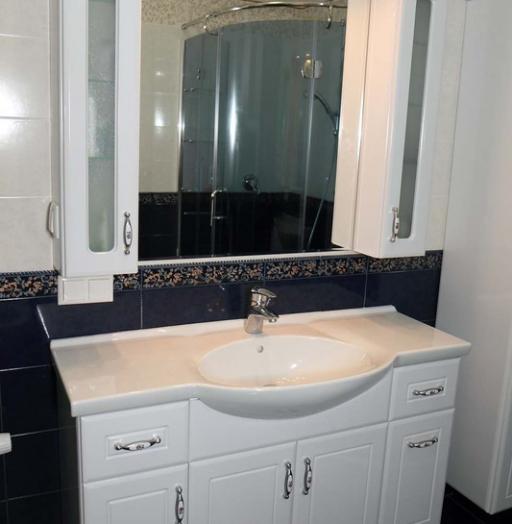 Мебель для ванной комнаты-Мебель для ванной «Модель 81»-фото2