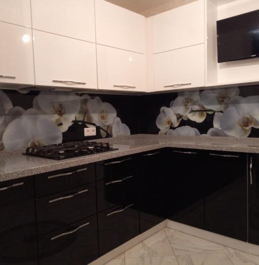 -Кухня из пластика «Модель 382»-фото25