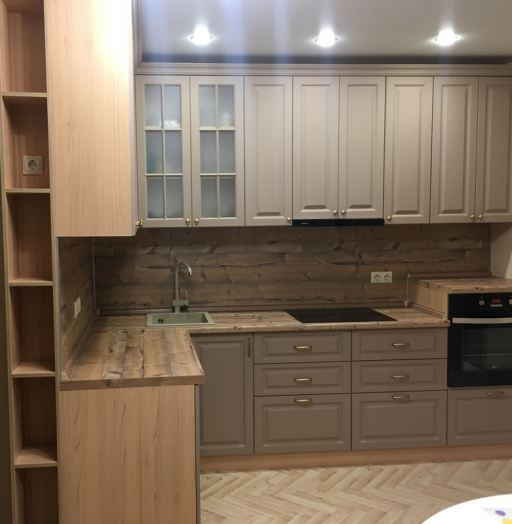 -Кухня МДФ в ПВХ «Модель 62»-фото7