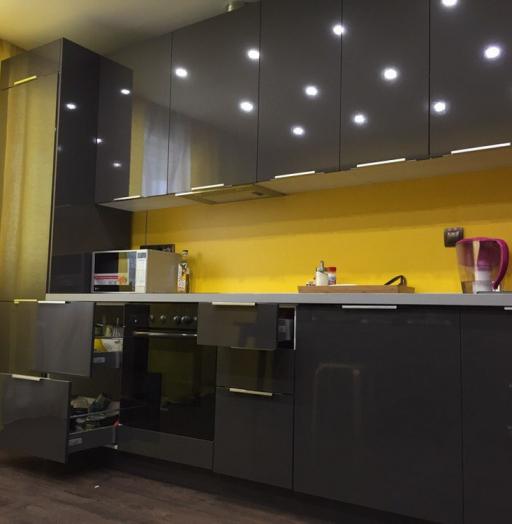 -Кухня МДФ в ПВХ «Модель 79»-фото11